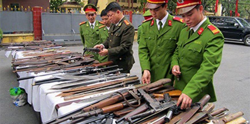 Nghị định 71/2018/NĐ-CP về quản lý, sử dụng vũ khí, vật liệu nổ