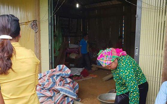 Chồng đón vợ đi làm từ Hà Nội về bằng 3 nhát dao oan nghiệt