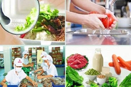 Cấp giấy xác nhận kiến thức an toàn thực phẩm và xử lý vi phạm