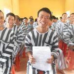 Điều kiện tha tù trước thời hạn( NQ 01/2018/NQ- HĐTP)