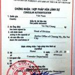 Loại giấy tờ, tài liệu nào do đương sự ở nước ngoài cung cấp được Tòa án Việt Nam công nhận?