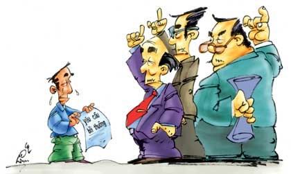 Trình tự thủ tục xử lý bồi thường thiệt hại trong lao động