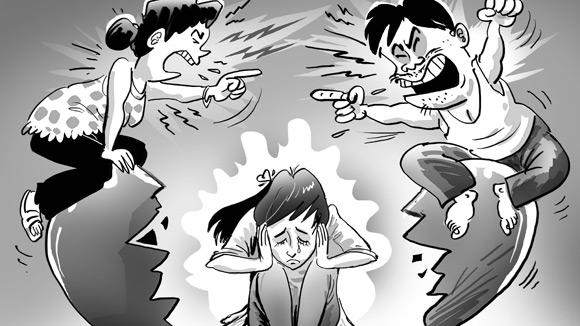 Yếu tố lỗi trong ly hôn