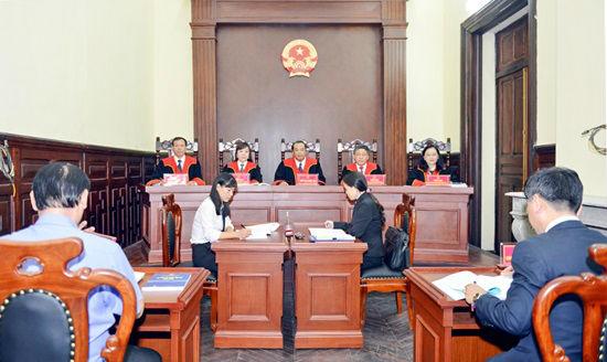 Thời hạn kháng nghị theo thủ tục giám đốc thẩm