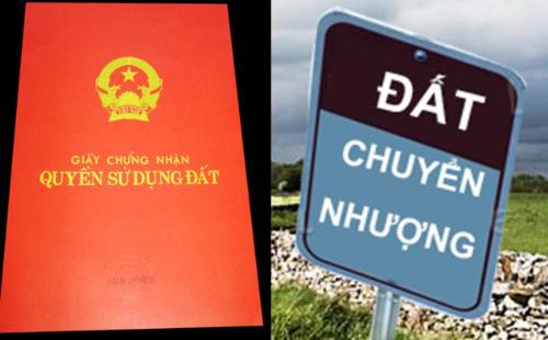 Đất không có giấy chứng nhận có được phép chuyển nhượng không?