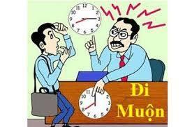 Người lao động có bị khấu trừ tiền lương khi đi làm muộn?