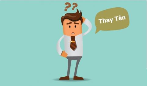 CÔNG DÂN ĐƯỢC THAY ĐỔI HỌ TÊN TRONG TRƯỜNG HỢP NÀO?